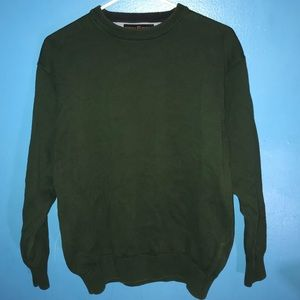 Long sleeve Green pullover